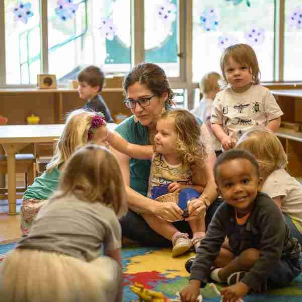 Toddler Curriculum Hilltop Montessori School