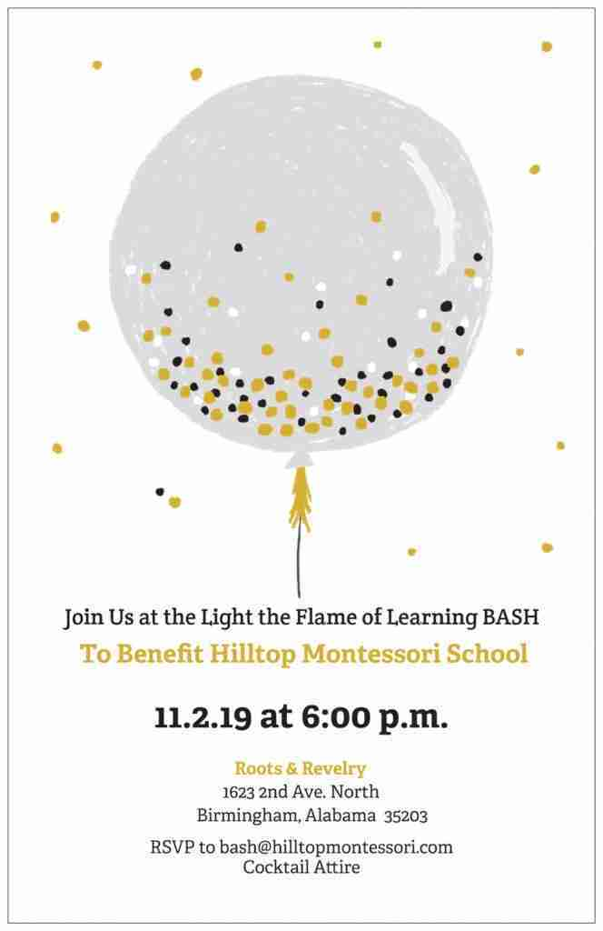 HMS Light the Flame of Learning BASH!